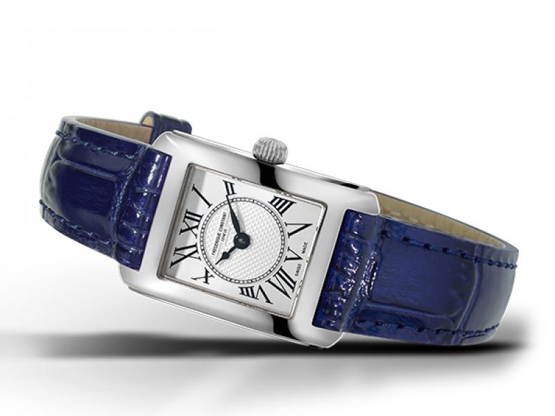 Classics Carree Ladies Frederique Constant by Frederique Constant