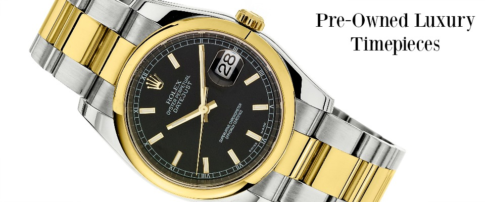 Pre-owned Luxury Watches -